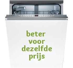 Slimste koop vaatwasser Bemmel & Kroon - De Bosch SMV46IX04N