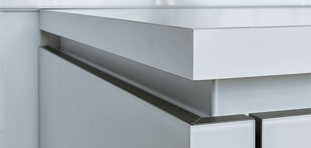Design keuken NX902 G117 K hoek