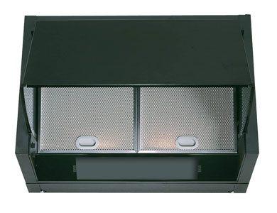 ETNA AG360ZT- Geïntegreerde afzuigkap Zwart (60 cm)