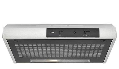 ETNA AO360RVS - Onderbouw afzuigkap RVS (60 cm)
