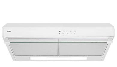 ETNA AO561WIT - Onderbouw afzuigkap wit (60 cm)