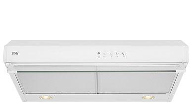 ETNA AO761WIT - Onderbouw afzuigkap wit (60 cm)