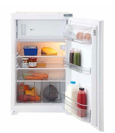 ETNA EEK136VA - Geïntegreerde sleepdeur koelkast met vriesvak (88 cm)