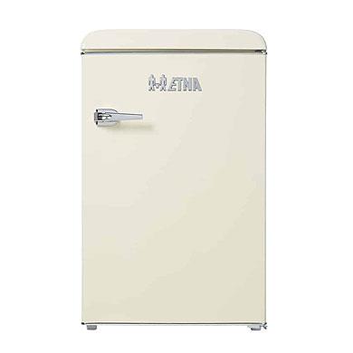 ETNA KKV5055BEI - Retro tafelmodel koelkast (90 cm), Beige