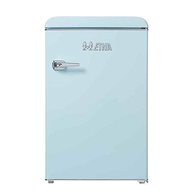 ETNA KKV5055BLA - Retro tafelmodel koelkast (90 cm), Blauw