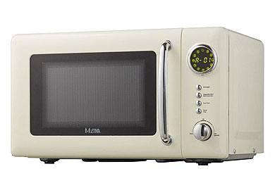 ETNA SMV520BEI - Retro magnetron (20 liter) Nostalgisch beige