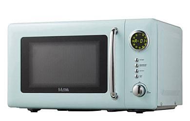 ETNA SMV520TUR - Retro magnetron (20 liter) Turquoise