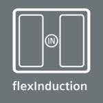 Flexibele inductie met de FlexInduction functie