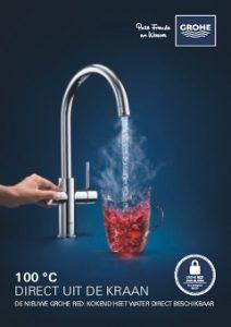 Download het GROHE RED brochure Nederlands