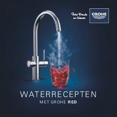 Downloed het GROHE Red Water recepten boek Nederlands
