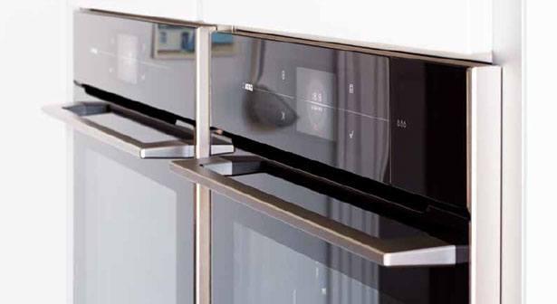 Met de MAGNA-ovens haalt men het ultieme gereedschap in huis, met de beste bak-, grillen stoomprestaties, in een schitterend design