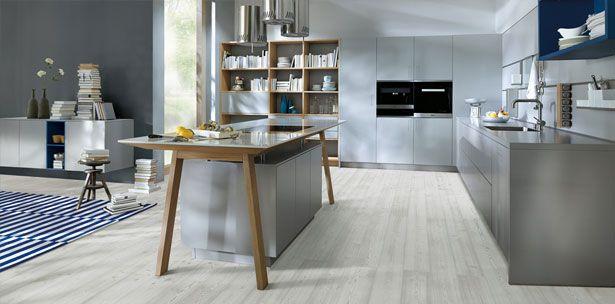 Next125 keuken - NX 500 Steengrijs satijn