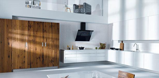 Next125 keuken - NX 501 Kristalwit hoogglans