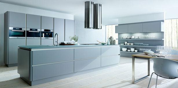 Next125 keuken - NX 502 Steengrijs mat