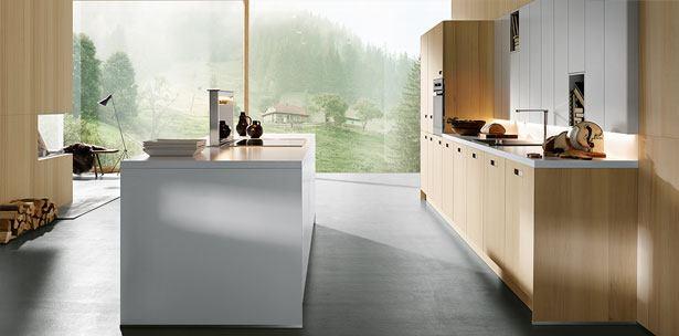 Next125 keuken - NX 620 Dennen natuur geborstelt