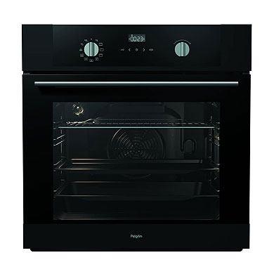 Pelgrim OVM426MAT - Hetelucht oven, nis 60 cm