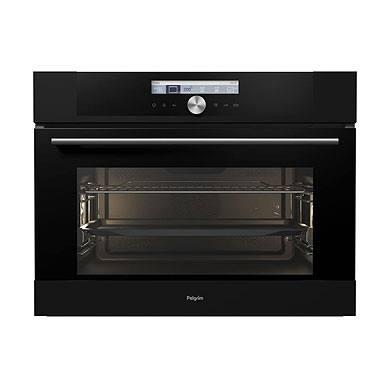 Pelgrim OVM624MAT - Multifunctionele oven, nis 45 cm