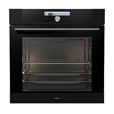 Pelgrim OVM626MAT - Multifunctionele oven, nis 60 cm