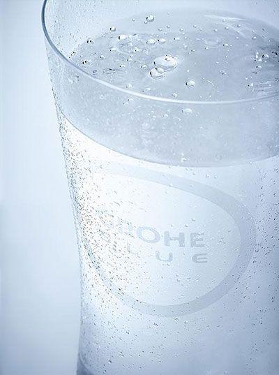 Perfect gekoeld water