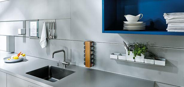 Premium keuken NX500 next125 cube opbergsysteem