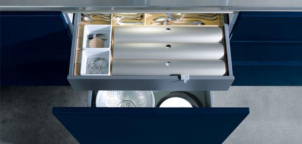 Premium keuken NX501 L481 keukenlade