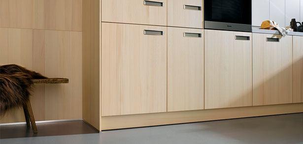 Premium keuken NX620 dennen natuur onderkastjes