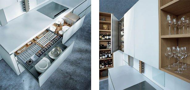 Premium keuken NX902 G117 keukeninrichting
