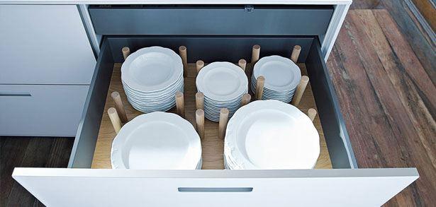 Premium keuken NX902 G117 lade