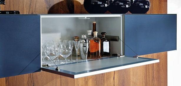 Premium keuken NX902 G482 bovenkast