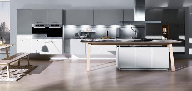 Premium keuken NX902 Perspectief