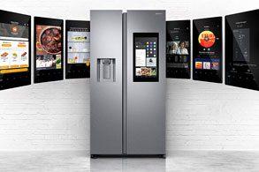 Nieuwsbericht Samsung Family Hub koelkasten