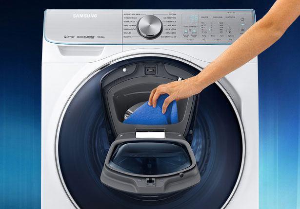 Samsung QuickDrive wasmachine met AddWash
