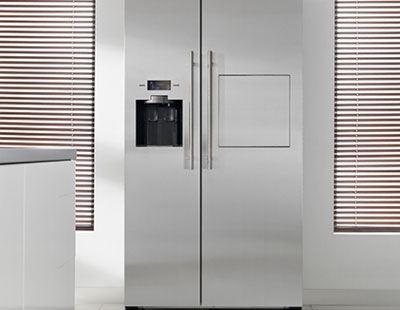 Side-by-side koelkasten