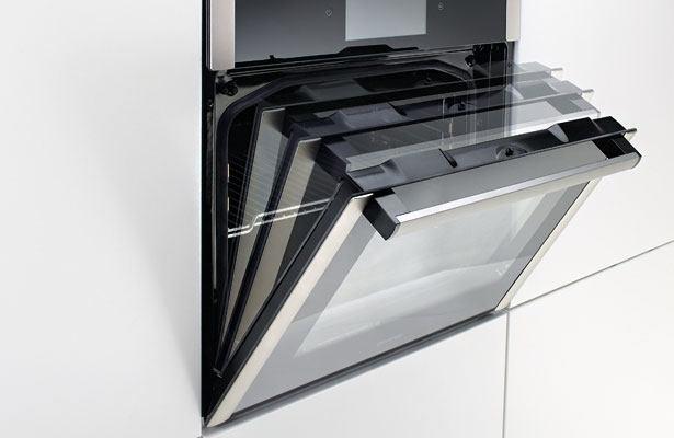 Softclose ovendeur