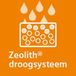 Zeolith droogsysteem
