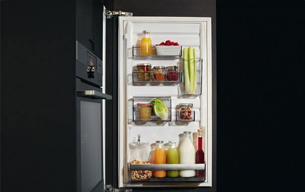 AEG koelkast met CustomFlex koelkastdeur