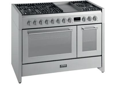 ATAG fornuizen voor de kookliefhebber die het liefst kookt en bakt met één apparaat.