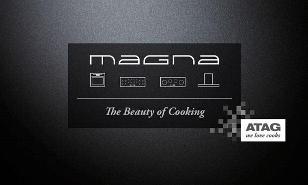 ATAG MAGMA-lijn kookapparatuur