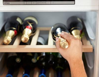 ATAG wijnklimaatkast - De droom van wijnliefhebbers
