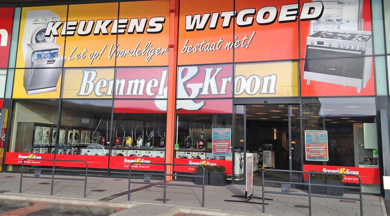 Bemmel & Kroon keukens - Cruquius