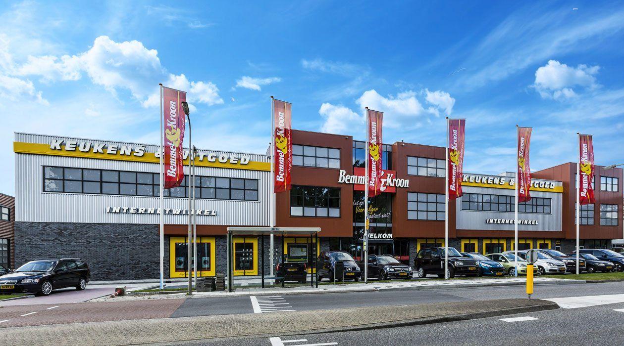 Bemmel & Kroon keukens - Zoeterwoude / Rijndijk