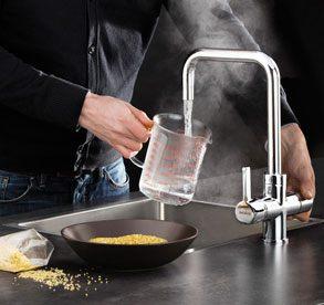 Couscous maken