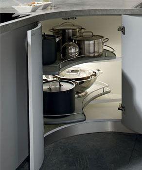 De nieuwste keukenkasten