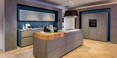 Design kookeiland keukenindeling