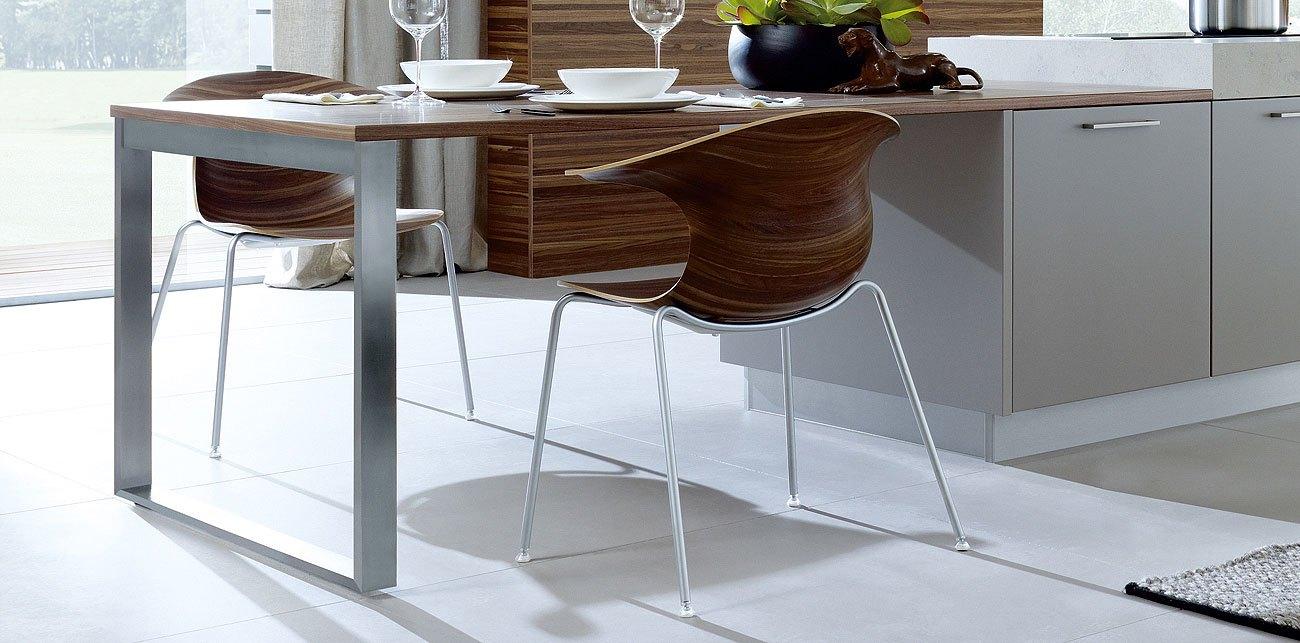 Design produkt: next125 stoel NC1 in walnoot