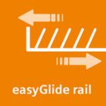 easyGlide rails
