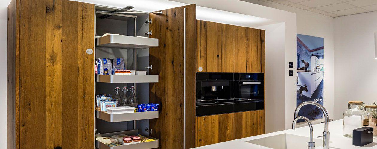 Exclusieve uitvoering next125 keuken