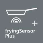 Aandacht voor je pannen met de fryingSensor Plus technologie