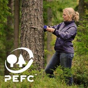 PEFC gecertificeerde keukenfabrikant van kwaliteitskeukens.