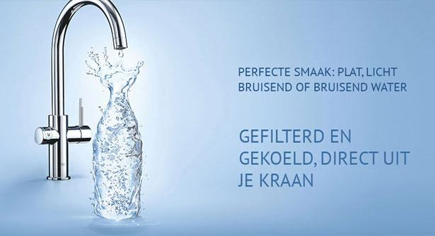 GROHE Blue home watersysteem